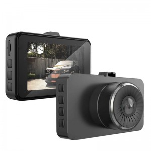 3.0 inch mini fhd 1080p vehicle camera wdr night vision car black box driving dvr W23
