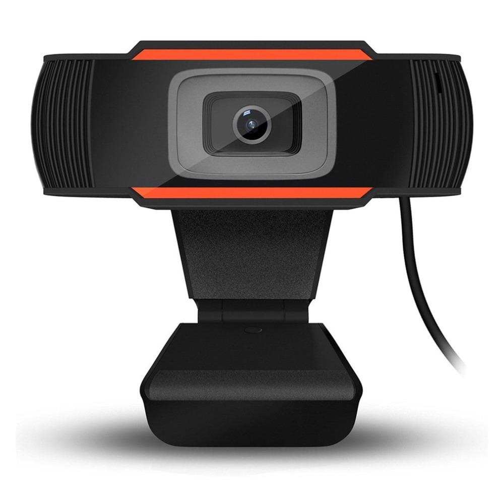 HD Webcam Digital Video Webcamera Built In Sound Absorption Microphone For Laptop Desktop Computer Featured Image
