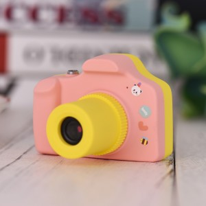 YD1 1.5 Inch Max. 5 Mega Pixels Mini Cute Digital Children's Camera for kids