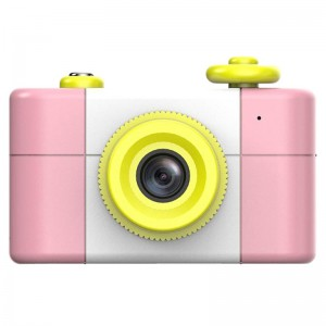 Mini video camera full hd 1920×1080 camera with stickers entertainment camera toys birthday Xmas gifts for kids