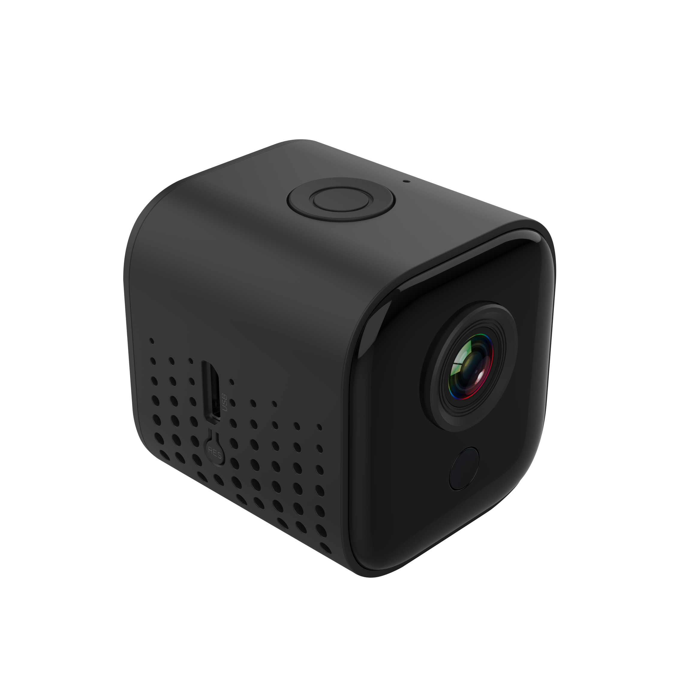 Manufacturer for Dvr Mirror Android - 1080P HD Wifi IP Mini Camera Night Vision Security Micro Home Smart CCTV Camera – Yikoo