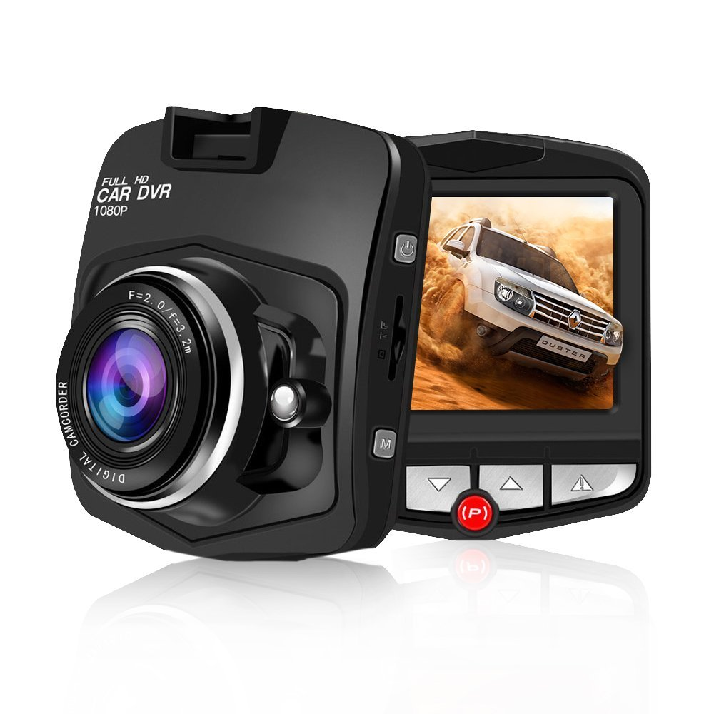 CE 2.4 inch 720P night vision parking monitor car black box Featured Image