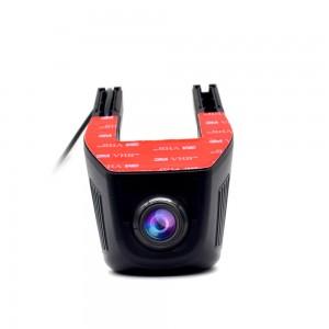 Dual Kaamerad H.264 G-Sensor motion avastada WIFI peidetud auto DVR videosalvesti süsteemi