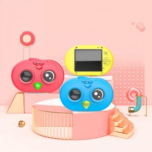 Children's digital camera cartoon mini sports toy camera HD camera nice gift for kids