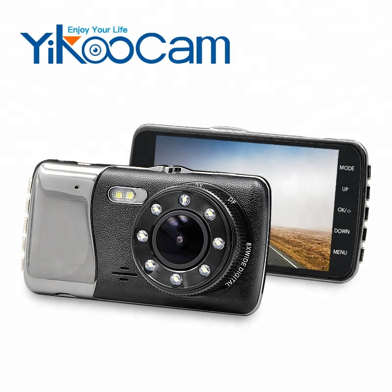 4.0 inch full 1080p hd loop recording driver recorder hd car dvr camera