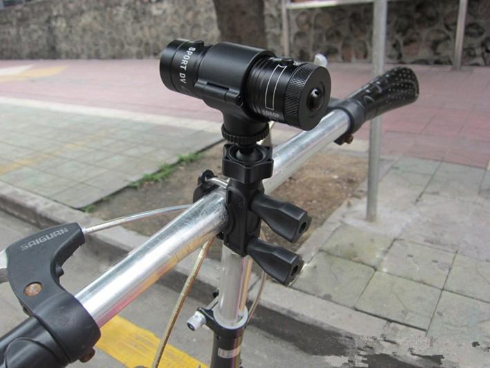 Hot New Products 4k Sport Camera Wifi - Portable mini 4K waterproof wifi black sport action camera for bikes – Yikoo