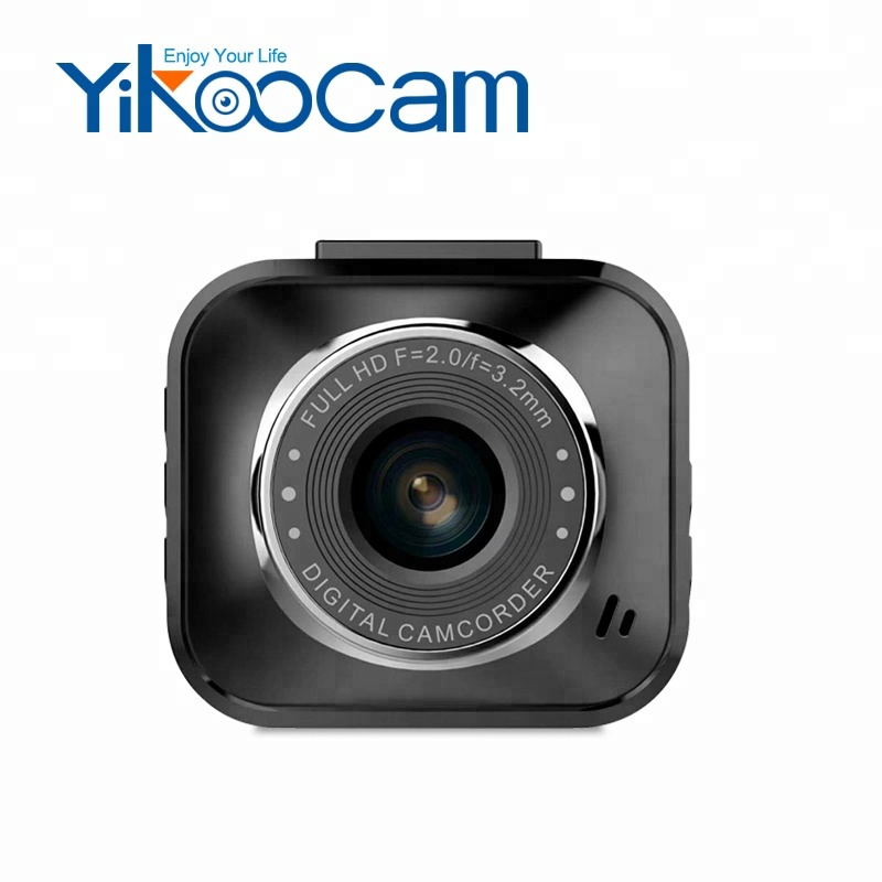 Newest 2.0 inch full 1080p hd wifi car camera loop recording dashboard camera