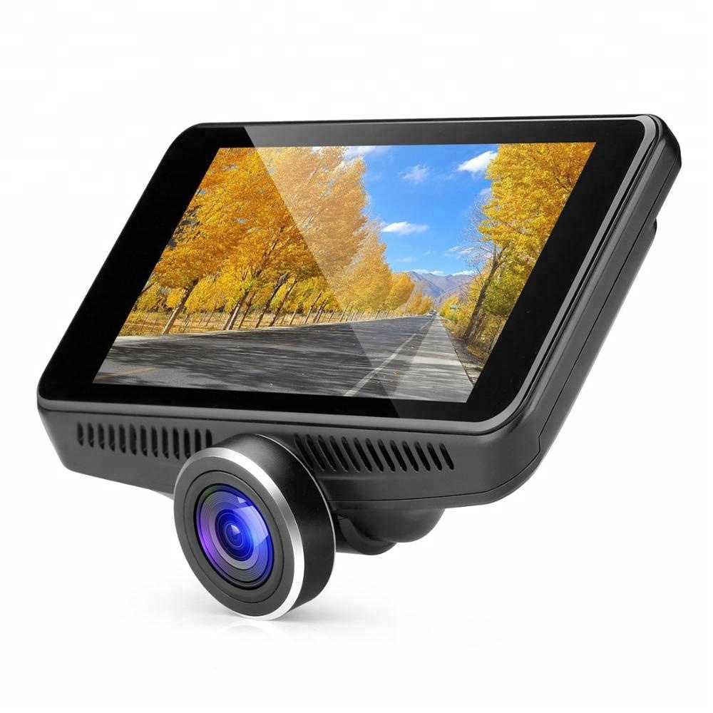 "5.0"" screen 360 degree camera bird view system WDR night vision car camera"