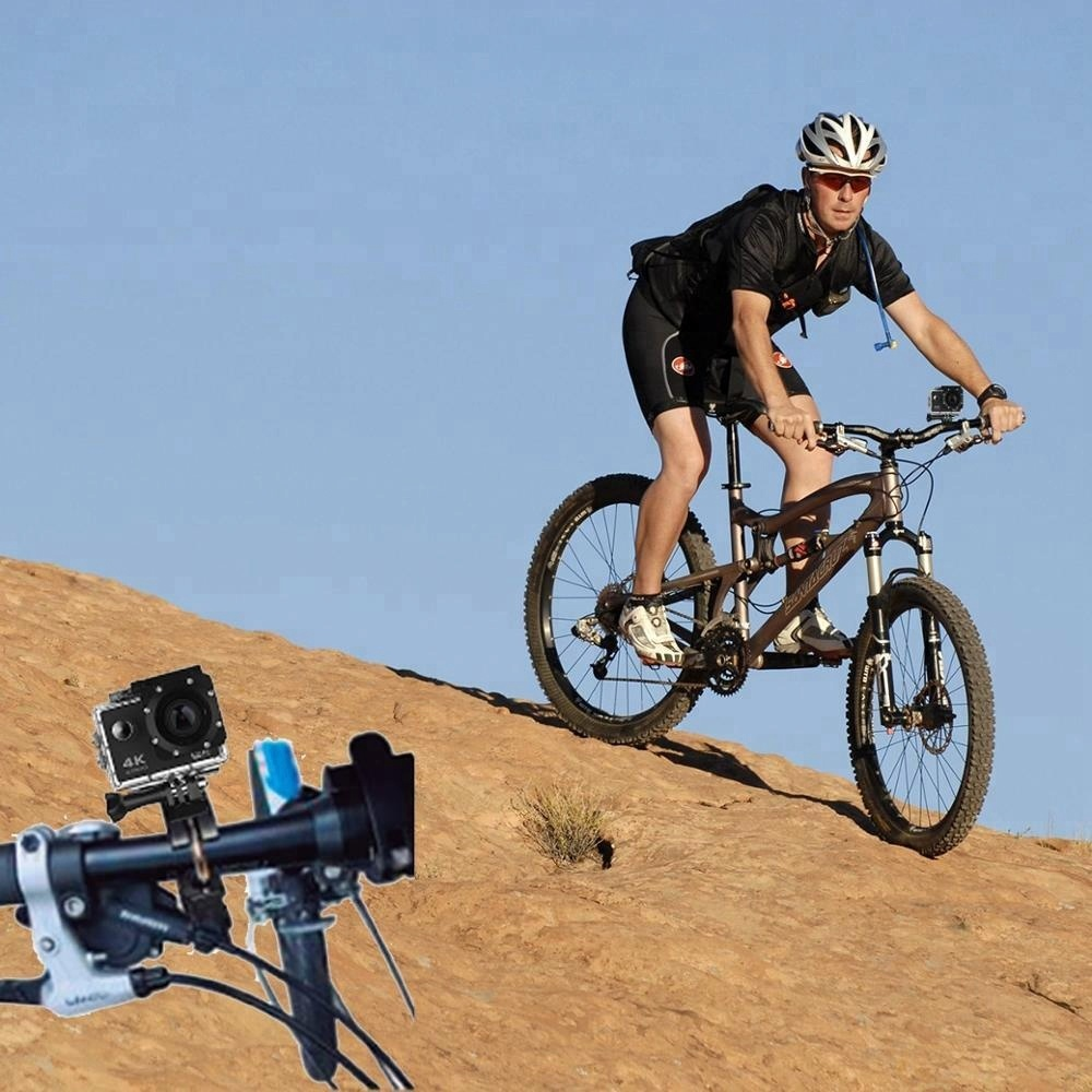 Free sample for Hd720p Sports Camera - 2.0 inch allwinner 4k wifi sports action camera ultra hd waterproof sport video camera – Yikoo