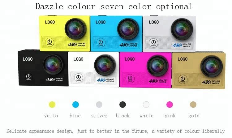 Popular Design for Sj 9000 4k Action Camera - 2.0 inch full 1080p wifi underwater 30m sport camera xdv 4k cameras – Yikoo