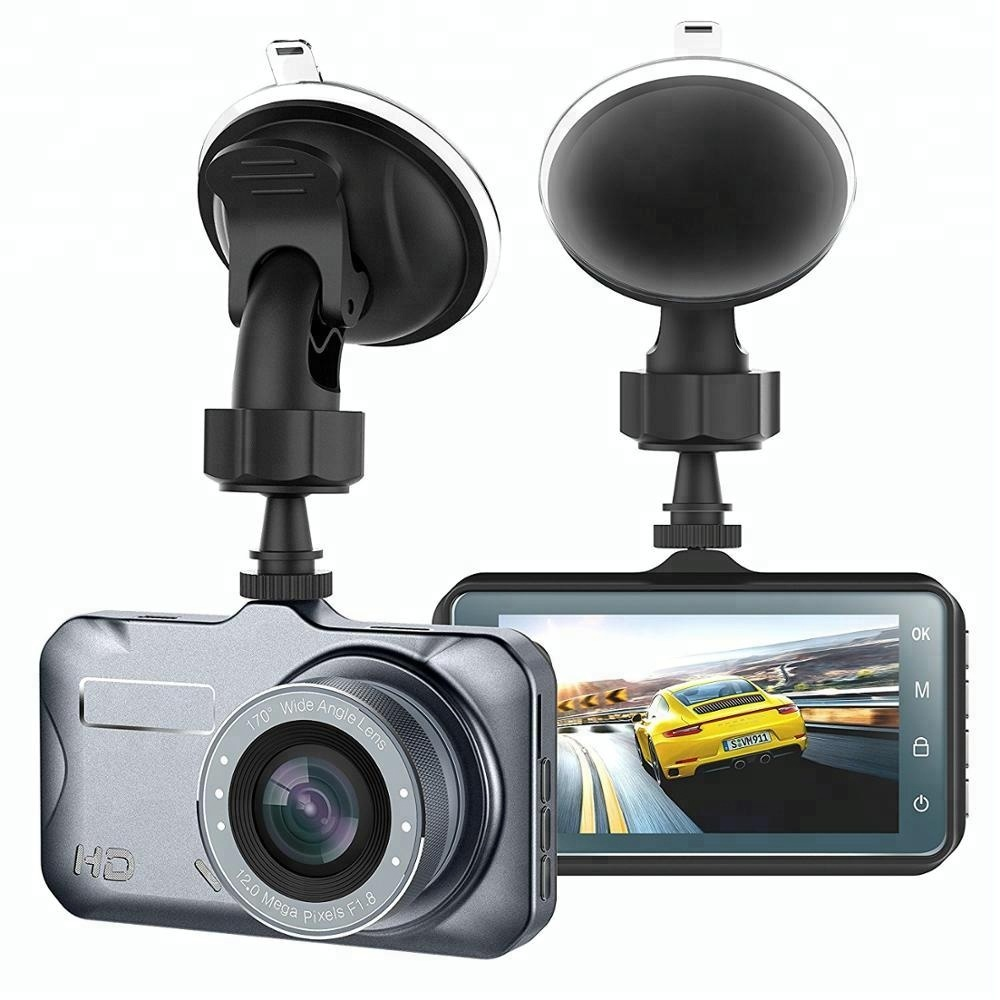 Newest 3.0 inch user manual fhd 1080p car camera dvr video recorder with night vision